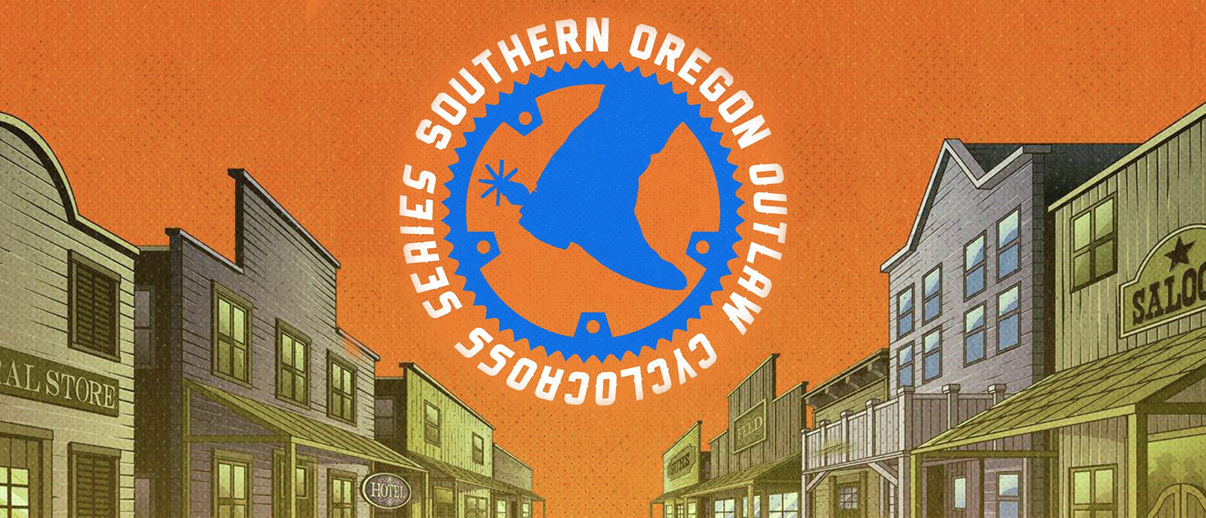 Southern Oregon Outlaw Cyclocross 2016 Banner